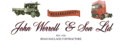 John Werrell And Son logo